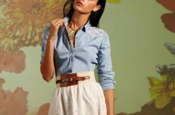 Stradivarius Lookbook abbigliamento primavera estate 2012