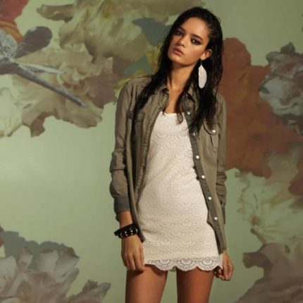 Stradivarius Lookbook abbigliamento primavera estate 2012-5