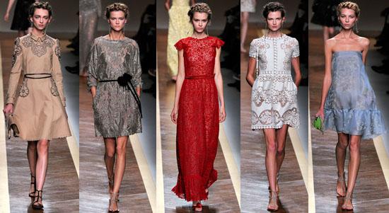 Valentino collezione abbigliamento primavera estate 2012-1