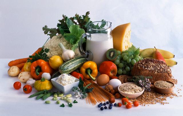 alimenti buona alimentazione