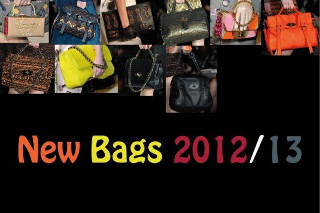 bags - Borse tendenze moda accessori 2012-3