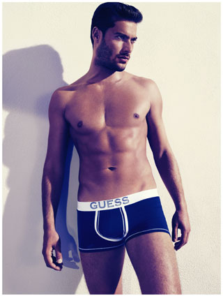 guess-underwear collezione p e 2012 uomo
