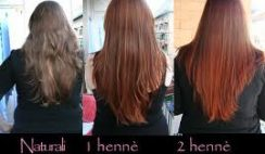 henne capelli