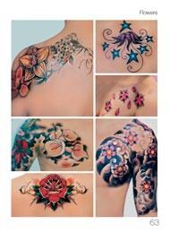 rose e fiori tattoo 4