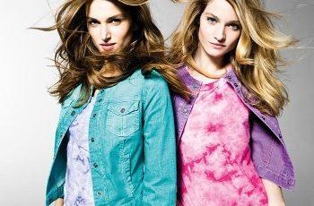 Benetton collezione abbigliamento primavera estate