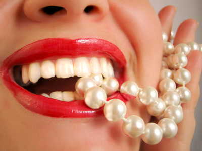 Denti sani e sorriso smagliante