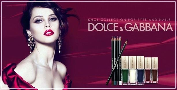 Dolce e Gabbana Kohl Makeup Collection per la primavera 2012-1