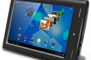 Hyundai A7 tablet Ice Cream Sandwich
