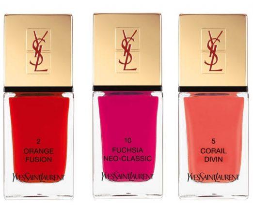 La Laque Couture smalti per le unghie di Yves Saint Laurent-1