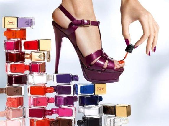 La Laque Couture smalti per le unghie di Yves Saint Laurent