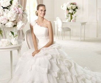 Matrimonio abito da sposa
