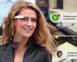 Occhiali di Google 1