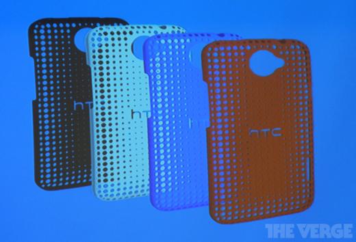 One X arrivano nuove cover HTC