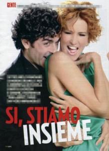 Una bufala Lucrezia Lante della Rovere e Simone Di Pasquale