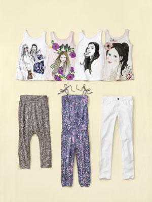 hm kids collezione primavera estate 2012-1