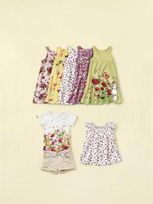 hm kids collezione primavera estate 2012-2