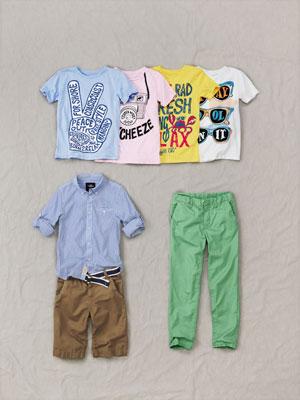 hm kids collezione primavera estate 2012