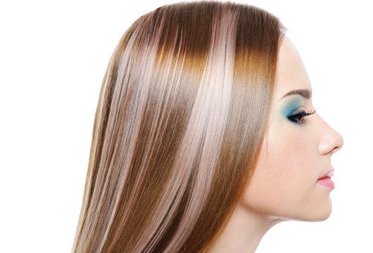Popolare Meches tinte e colori capelli nuove tendenze moda - Capelli  VZ34