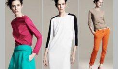 zara moda donna primavera estate