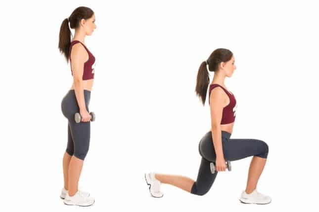 Sollevamento del corpo dalla posizione sdraiata su di un fianco