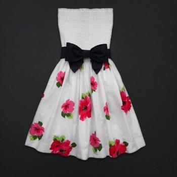 Abercrombie Fitch vestito floreale