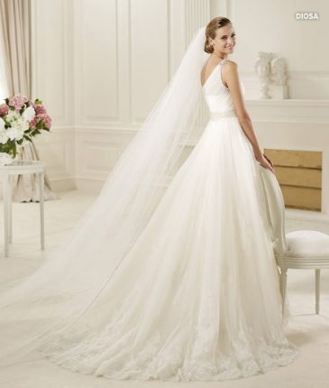 Diosa, Glamour collection, Pronovias