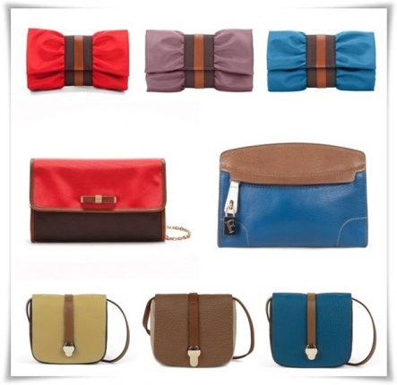 Furla-Collezione-Borse-eleganti-a-caramella-Estate 2012