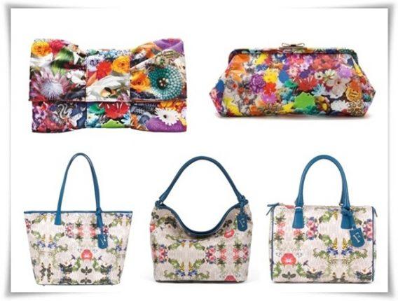 Furla-Collezione-Borse-floreali-Estate 2012
