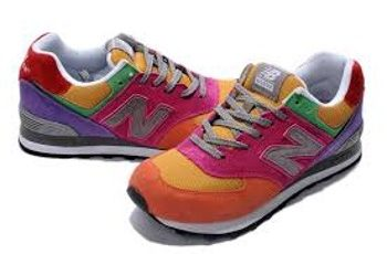 New Balance nuove sneakers donna