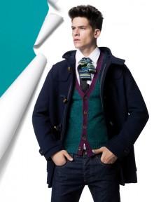 Benetton-collezione-abbigliamento-moda-uomo-catalogo-autunno-inverno-2013
