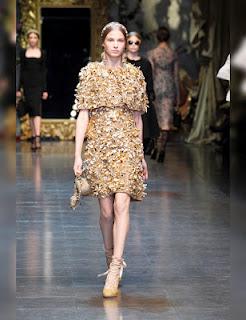 57067f0c62 Dolce e Gabbana collezione moda autunno inverno 2013 - Abbigliamento ...