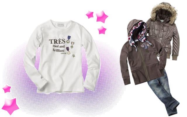 Geox Bambine Abbigliamento Autunno Inverno