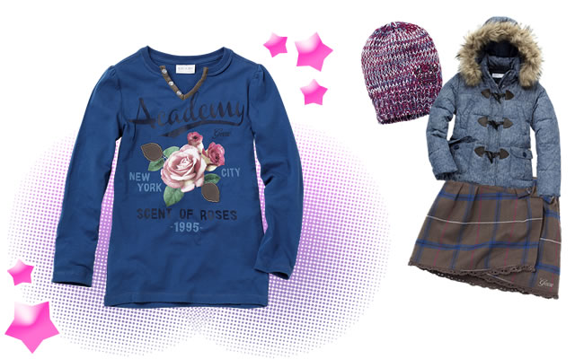 Geox Ragazze Abbigliamento Autunno Inverno