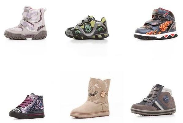 Geox abbigliamento e scarpe bambini autunno inverno