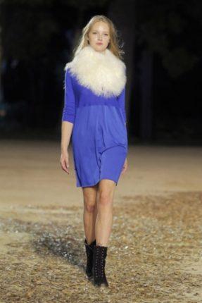 Mango-abito-corto-moda-Autunno-Inverno-2012-2013