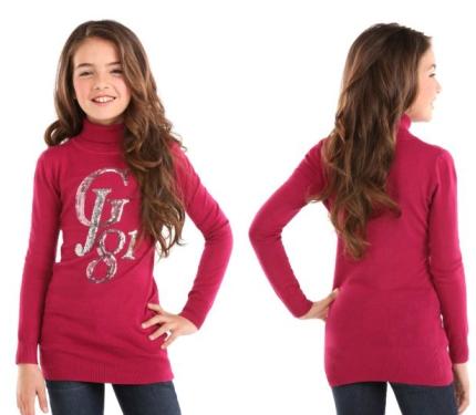 sale retailer f58d5 bd230 Guess Kids collezione autunno inverno - Moda Bambino ...