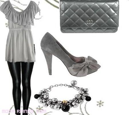 outfit-per-abbinare-leggings-in-vinile-2