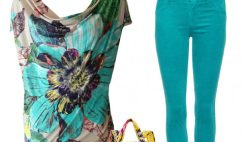 outfit-turchese-estate