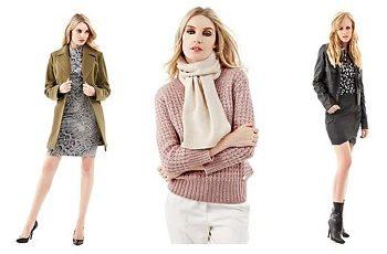 Guess abbigliamento moda autunno inverno