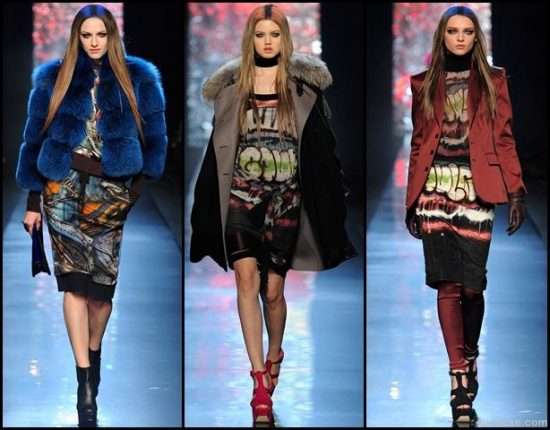 Jean-Paul-Gaultier-moda-autunno-inverno-2013