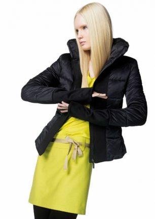 Piumino E Abitino Benetton Collezione Inverno