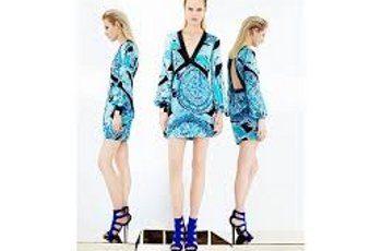 Resort moda primavera estate
