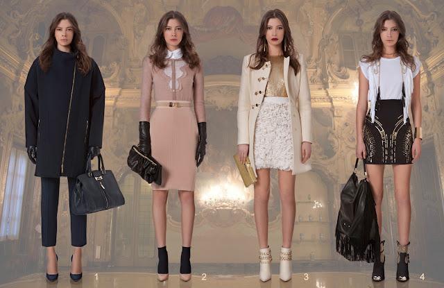 Favorito Elisabetta Franchi abbigliamento moda autunno inverno  PE19