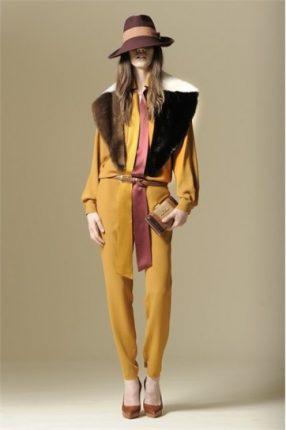 La Moda Di Borbonese Per Lautunno 2012