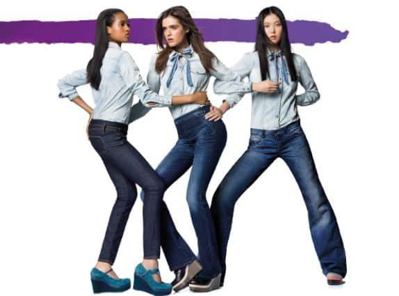 Modelli Pantaloni Jeans Benetton