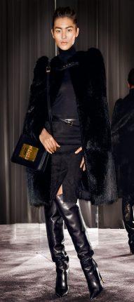 Tom Ford Moda Pellicia Autunno Inverno