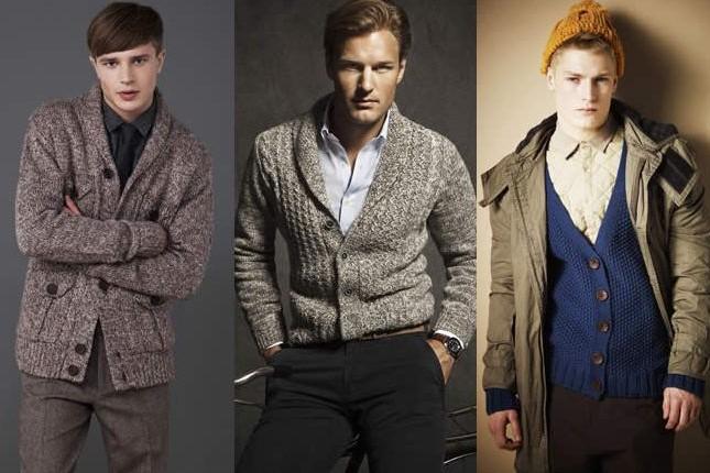 Cardigan-in-lana-tendenza-moda-uomo-Autunno-Inverno-2012-2013