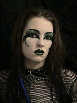Gothic-Make-Up
