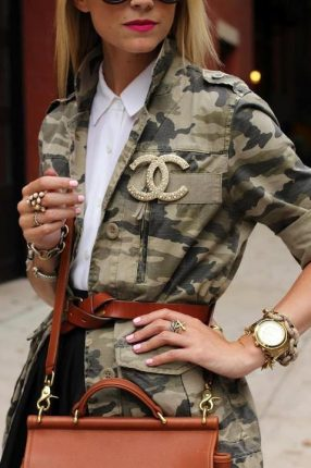 Military-style-tendenze-moda-camouflage-autunno-inverno