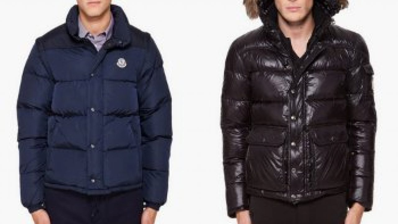 competitive price 29f3e d6b0d Giubbotti Piumini Moncler uomo moda autunno inverno ...
